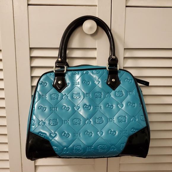 bf154cb0c Hello Kitty Handbags - Hello Kitty Purse Satchel - Dark Teal
